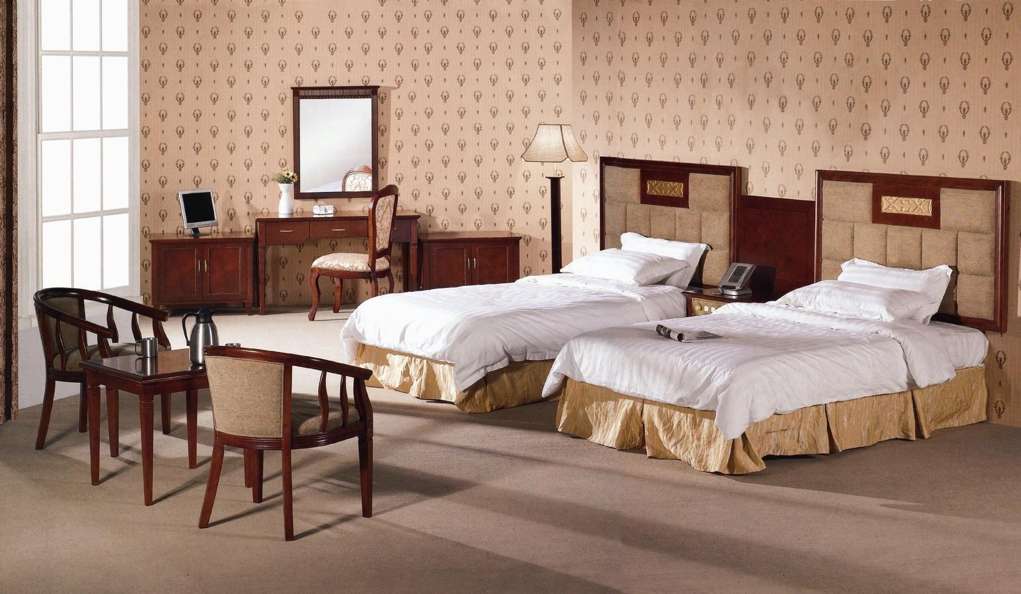 غرفة نوم فندق 18 – العقيل للأثاث